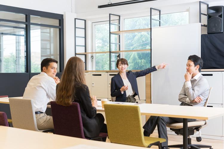 オフィスの中で新たなビジネスチャンス